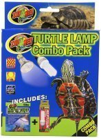Комплект ламп Zoo Med Combo Pack Turtle Lamp