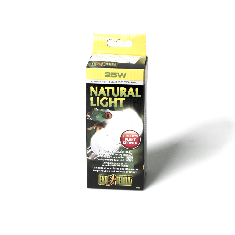 УФ лампа Exo Terra Natural Light (Repti Glo 2.0) Compact
